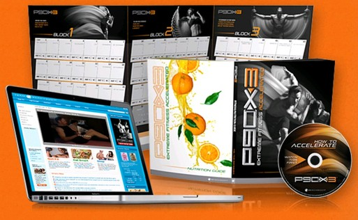 P90X3 Workout Digital Package